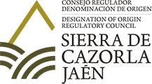 Denominación Origen Sierra Cazorla Logo